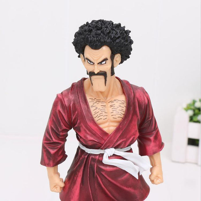 World Martial Arts Champion Mr Satan Mark Hercule Action Figure 20cm - Saiyan Stuff - 4