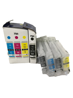 8 Genuine Epson 786 Ink/XL Cartridges - Wilkerson Trading