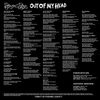 Poison Boys- Out Of My Head  LP ~BLACK CHERRY BRUISED BURGUNDY MARBLE WAX LTD TO 100!