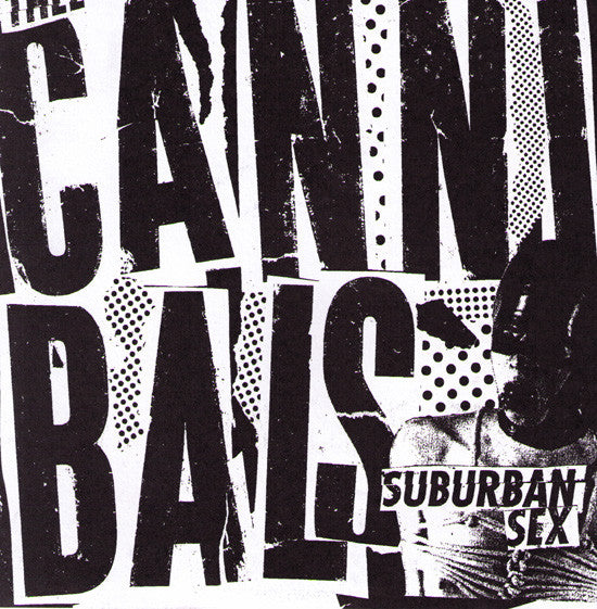 "CANNIBALS- S/T 7"" - Cowabunga - Dead Beat Records"