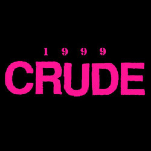 CRUDE-  1999 LP ~DEATH SIDE! - Feral Ward - Dead Beat Records