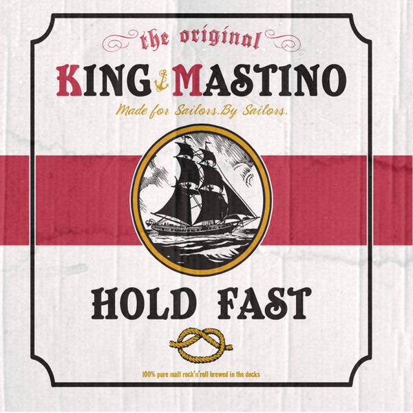 King Mastino- Hold Fast LP ~RADIO BIRDMAN!