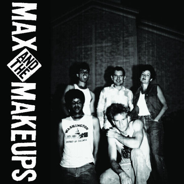 "Max And The Makeups- S/T 7"" - Puke N Vomit - Dead Beat Records"