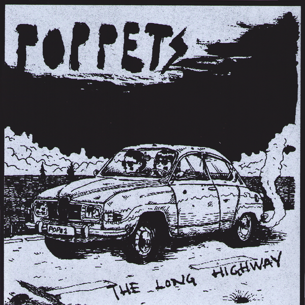 "Poppets- The Long Highway 7"" ~NOBUNNY!"