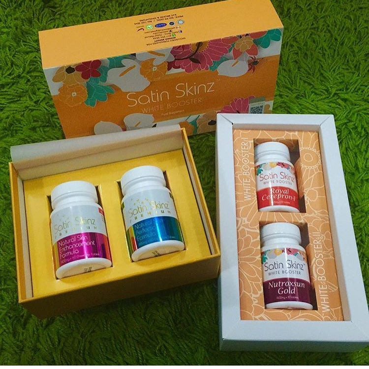 Best Seller product SatinSkinzCombo