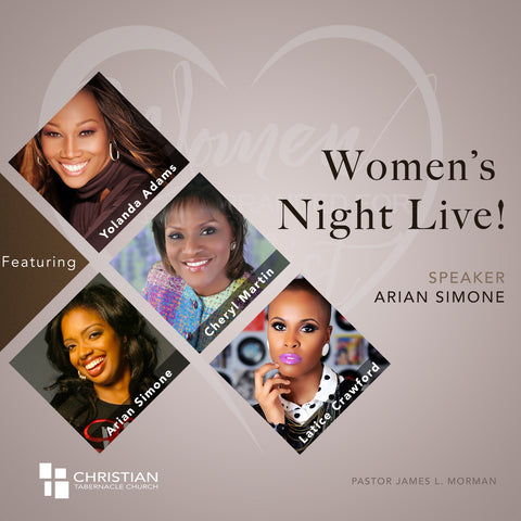 Women's Night Live 2017 - Arian Simone