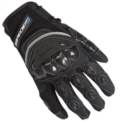 SPADA MX-AIR TEXTILE VENTED MOTORCYCLE MOTORBIKE GLOVES BLACK - Spada -  - MSG BIKE GEAR