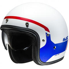 HJC FG-70S Modik Open Face Helmet - Red/White/Blue