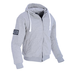 Oxford Super Hoodie Armoured Jacket - Grey