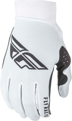 Fly Racing 2019 Pro Lite Motocross Gloves - White