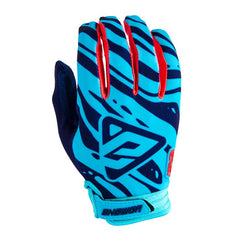 ANSWER GLOVE AR 3 2019 ASTANA INDIGO BRIGHT RED MOTOCROSS