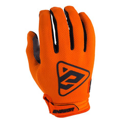 ANSWER GLOVE AR-3 2019 ORANGE BLACK MOTOCROSS