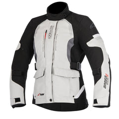 Alpinestars Stella Andes V2 Drystar Ladies Waterproof Jacket - Black / Grey