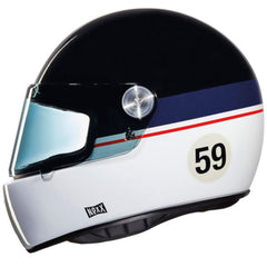 Nexx XG100 Racer Helmet - Grand Win Black/Blue/White