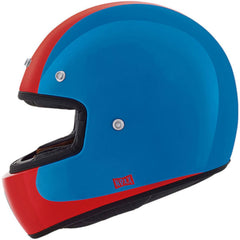 Nexx XG100 Rocker Helmet - Blue/Red