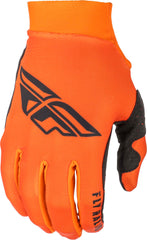 Fly Racing 2019 Pro Lite Motocross Gloves - Orange / Black