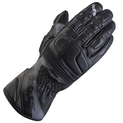Spidi STS-S Classic Leather Sport Gloves - Black / Anthracite