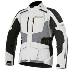 Alpinestars Andes V2 Drystar Waterproof Jacket - Black / Grey