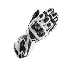 Spidi Carbo 1 Gloves - Black/White