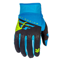 Fly Racing 2018 F-16 MX Gloves - Blue / Black