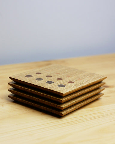 Four by Four - Coasters