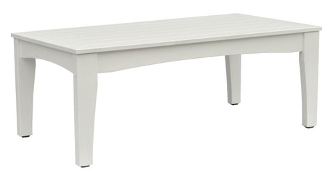 Classic Terrace Coffee Table-Berlin-Gardens-Outdoor-Furniture-Amish
