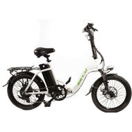 "Big Cat 20"" Hampton Electric Folding Bike, 500W Electric bike, eBike"
