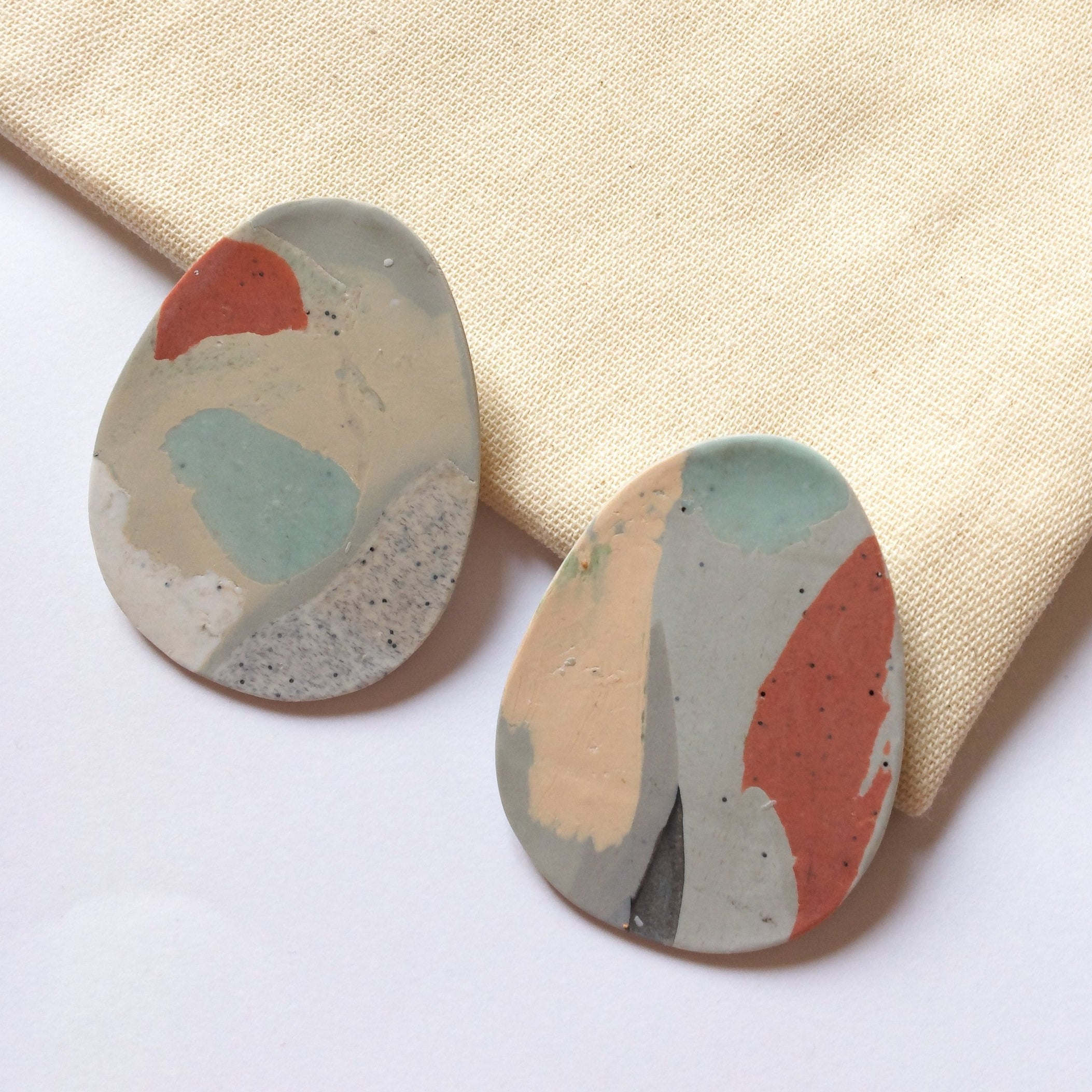 Hello Zephyr Earrings- Lagos Earrings