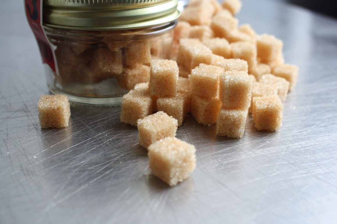 Fire & Smoke Sugar Cubes