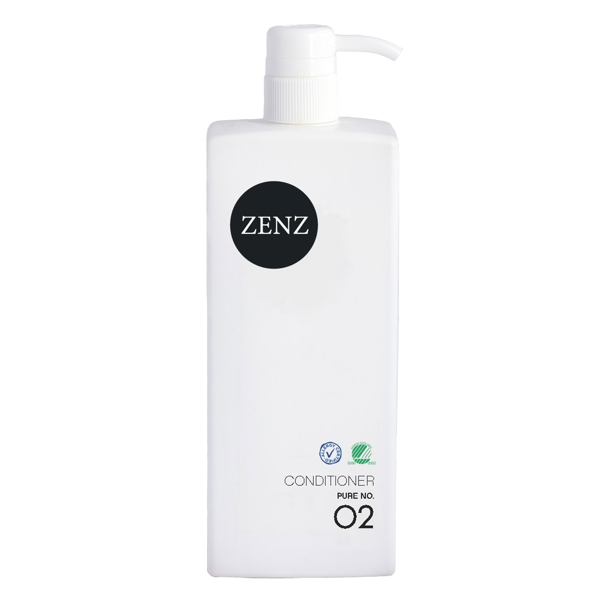 No.02 Pure Conditioner for Normal or Sensitive Hair