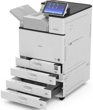 Lease color/monochrome multifunctional laser printers for small business.