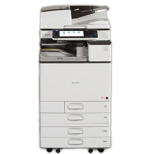 Ricoh MP C4503 Colour Multifunction Copier Printer Scan to email 55PPM 300gsm 12pt