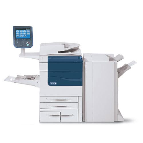 Xerox Color 560 Digital Printer HIGH SPEED Copier Scanner Finisher