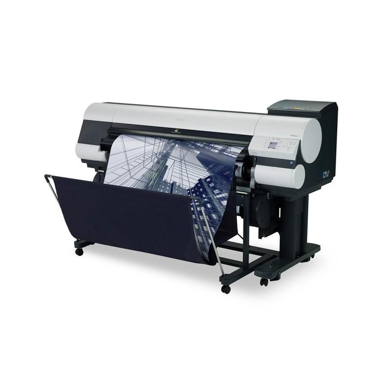 "Lease To Own: 44"" Canon ImagePROGRAF iPF840 Graphic Color Large Format Printer with Scanner"
