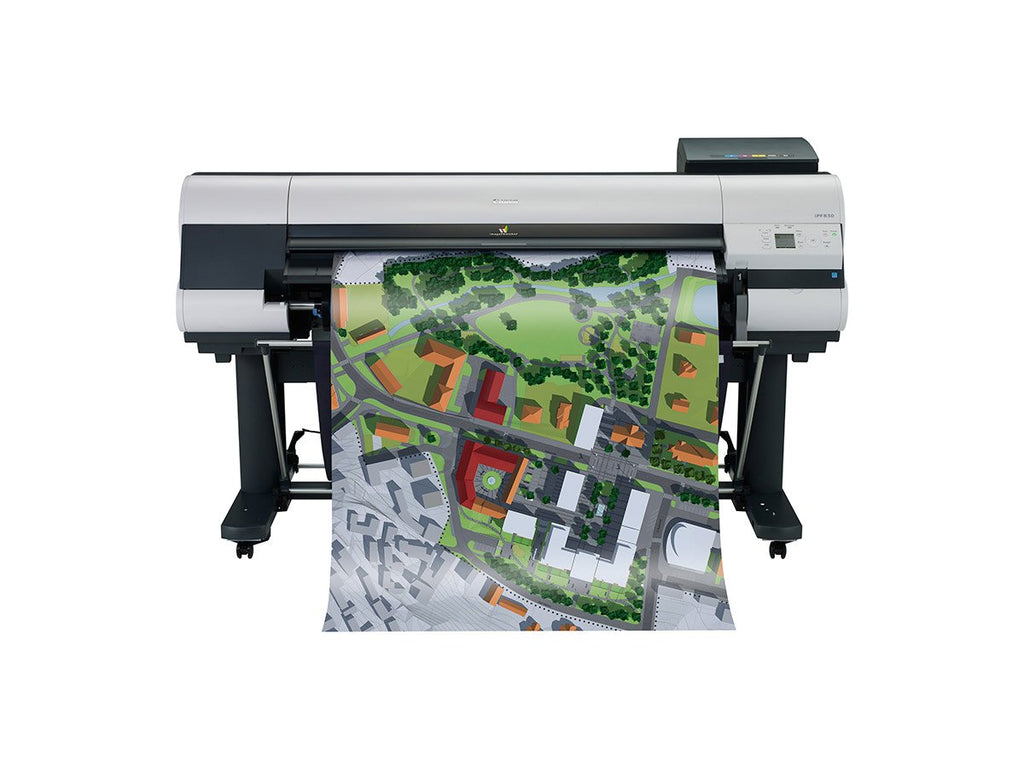 "Lease To Own: 44"" Canon ImagePROGRAF iPF830 Graphic Color Large Format Printer with Scanner"