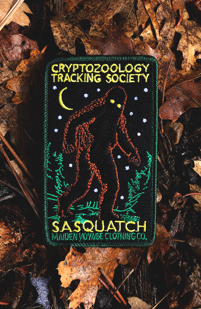 PREORDER Cryptozoology - Glow in the Dark TANK