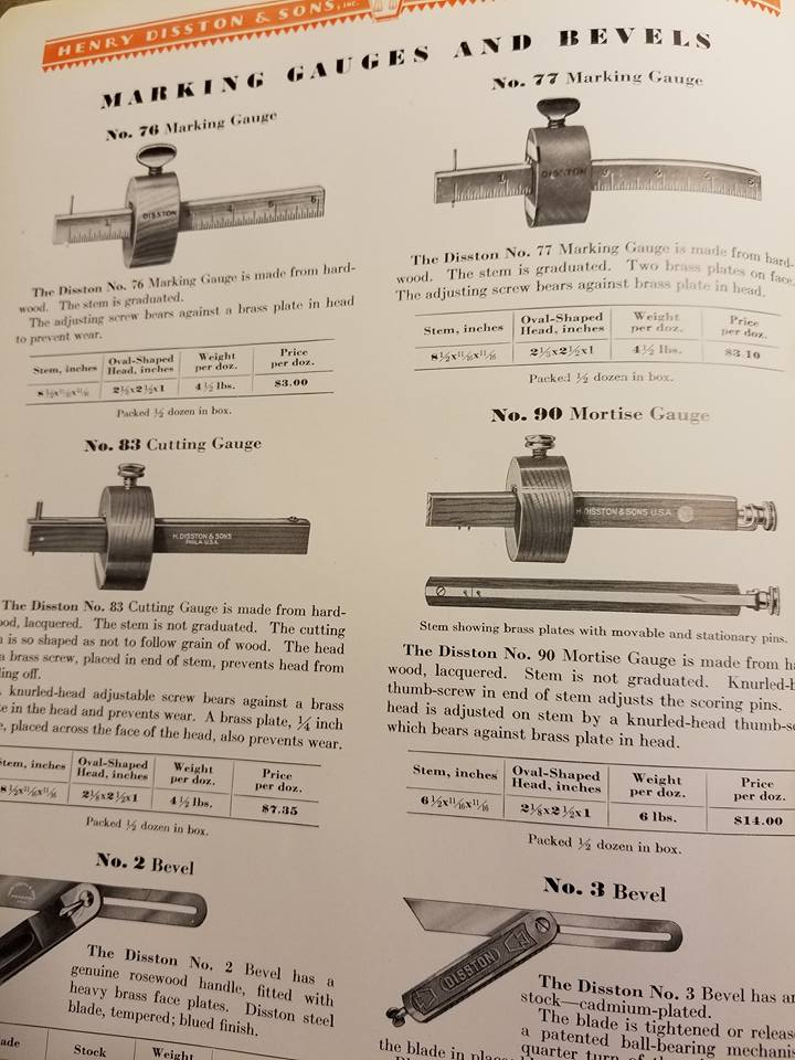 Original! 1932 DISSTON Saw & Tool Catalog No. 92 - 77402R