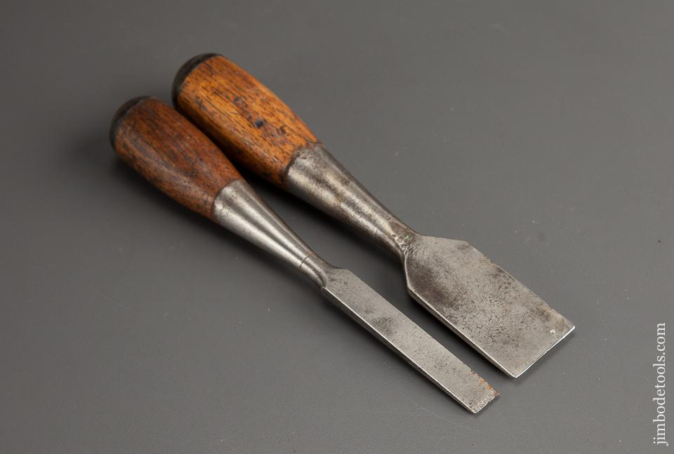 Two STANLEY No. 50 EVERLASTING Chisels - 78378