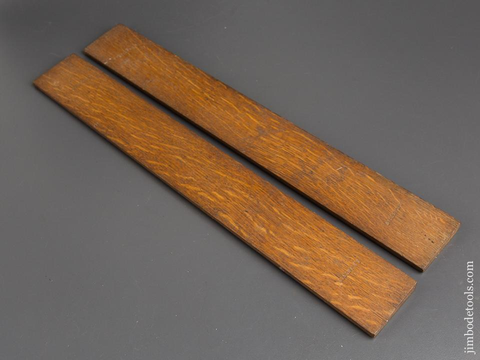 Nice Pair of 16 1/2 inch Winding Sticks - 84378