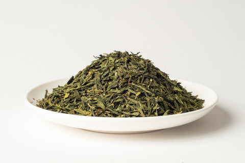 No.201 Imperial Sencha - This green tea hails from China and is delicately smooth with a fresh cut grassy lingering aroma.