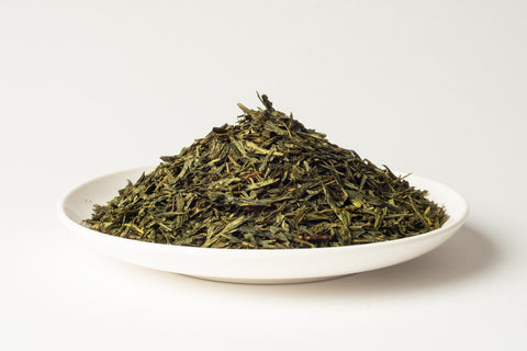 No280 Vanilla Sencha - A mellow, smooth, and relaxing green tea with Tanzania vanilla combined create a green tea fills the palate