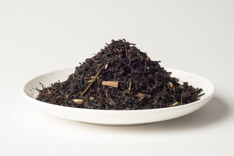 No.550 Lemon Grey - A black tea from three regions in India with lemon grass added.