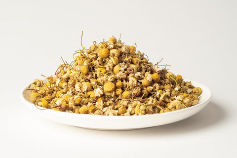 No.910 Chamomile Blossom - This tea is great for sleep and relaxing