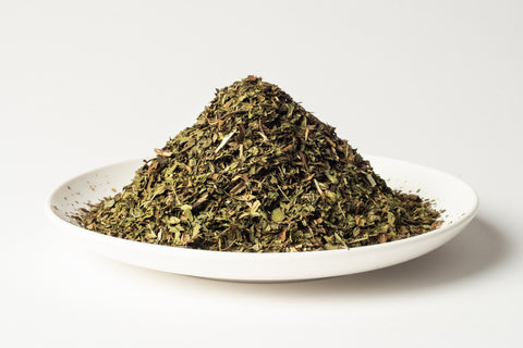 No.911 Crushed Peppermint - A minty fresh taste grown in USA.