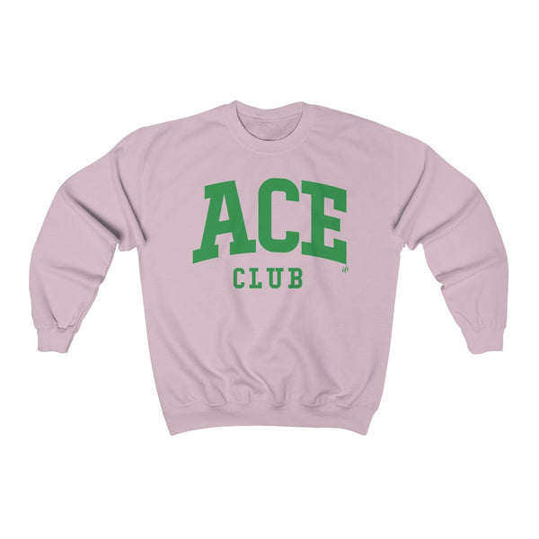 ACE Club sweatshirt, aka