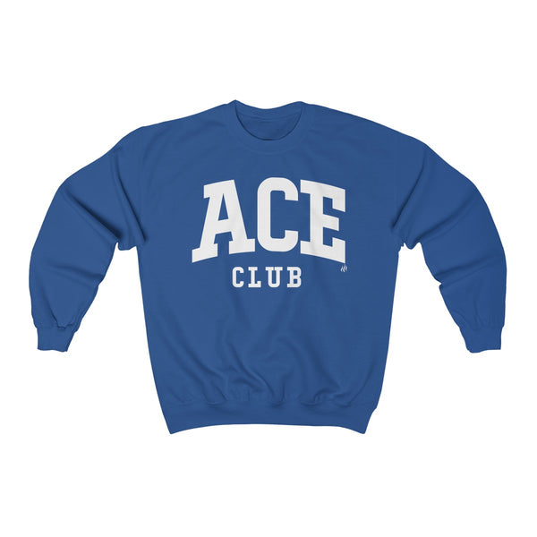 ACE Club sweatshirt, sigma