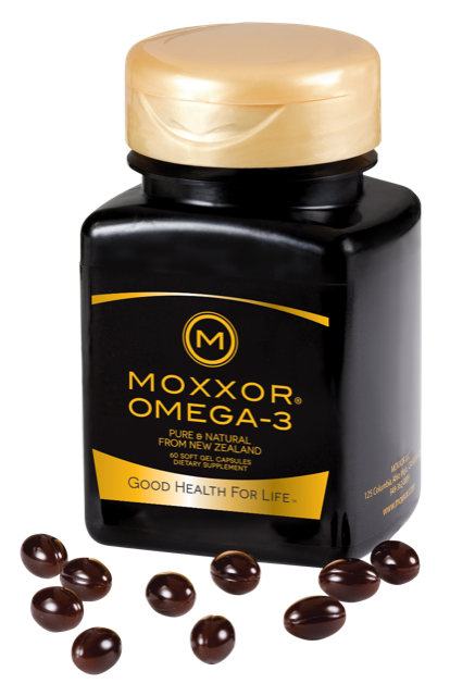 The most powerful omega-3 and antioxidant in the world