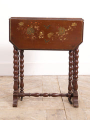 Chinoiserie Gate Leg Table