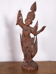 Carved Balinese Dancers