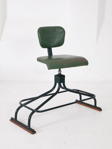 Splayed Industrial Chair